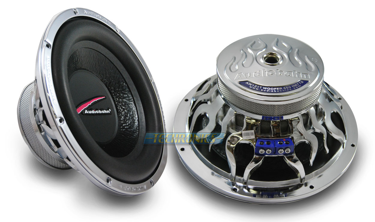 Audiobahn flame q 12 for sale – Car speakers, audio system